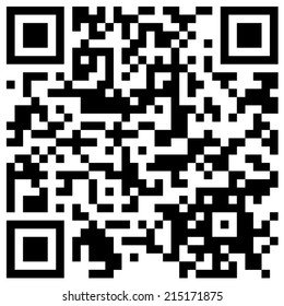 """Classic QR code with text """"I love you. Will you marry me?"""""""