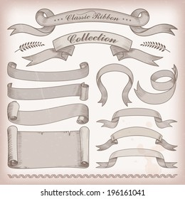 Classic ribbons