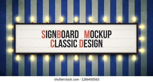 Theater Board Images, Stock Photos & Vectors | Shutterstock
