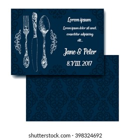 Royalty-Free Dinner Invitation Stock Images, Photos & Vectors ...