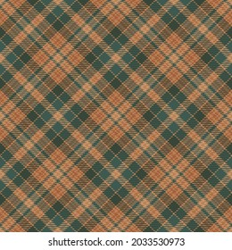 Classic Tartan colored cage. Plaid seamless pattern. Abstract texture. Fashion checkered background. Vector graphics printing on fabric, shirt, textile, curtain and tablecloth.