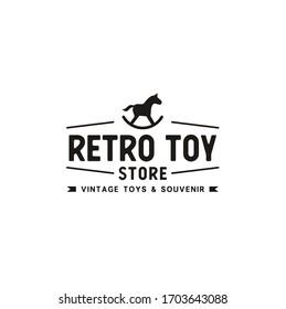 Classic Vintage Retro Label Badge logo design