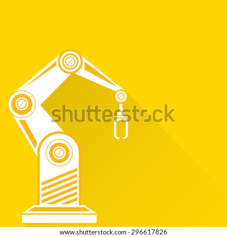 clean technology background design template vector stock vector