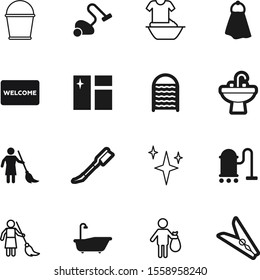 clean vector icon set such as: wood, burst, greeting, towel, toilet, steel, clip, window, recycle, towels, cleanup, manual, textile, clothespin, waste, washboard, litter, light, head, emblem