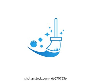Cleaning logo