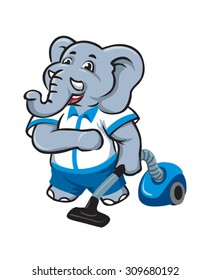 Cleaning Service Elephant
