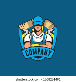 Cleaning Services logo for your business