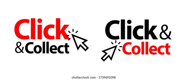 Click & collect with Mouse pointer