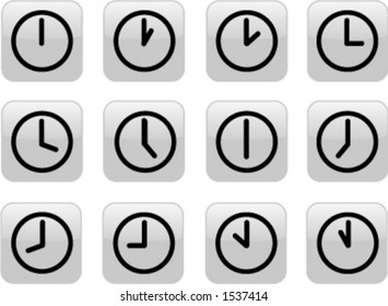 A clock for every hour.
