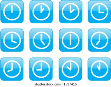 A clock for every hour