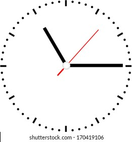 Clock-face Images, Stock Photos & Vectors | Shutterstock