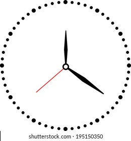 clock-face images, stock photos & vectors | shutterstock