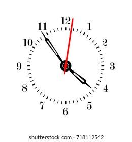 Quartz Clock Stock Illustrations, Images & Vectors