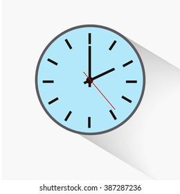 clock round,two o'clock