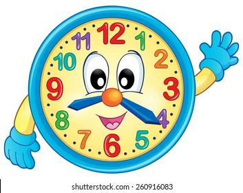 Clipart Clock Images, Stock Photos & Vectors   Shutterstock