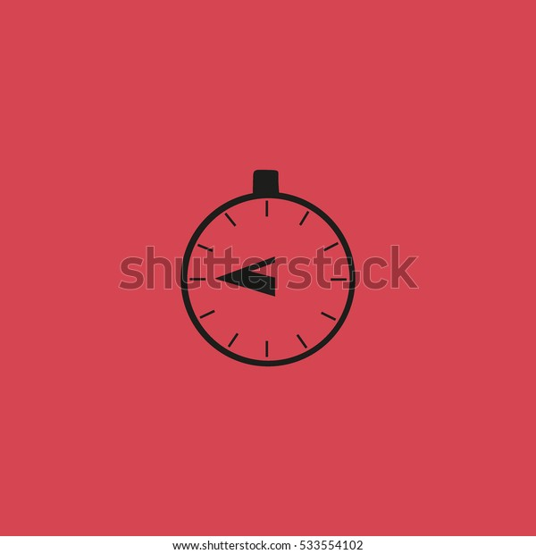 clock, timer, stopwatch icon
