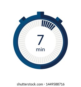 Clock and watch. Timer icon, digital timer on white background. Sport clock. Vector illustration eps10.