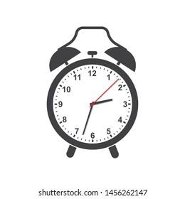 clock,time logo icon illustration design vector template