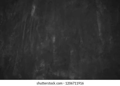 Close up of a black concrete wall