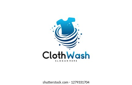 laundry logo images stock photos vectors shutterstock https www shutterstock com image vector cloth wash logo designs laundry template 1279331704