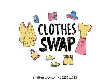 Swap Meet Images, Stock Photos & Vectors | Shutterstock
