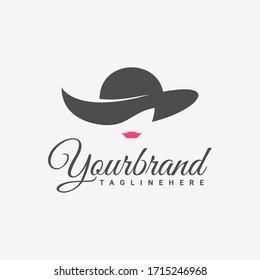 Clothing & Fashion Logo design vector template.