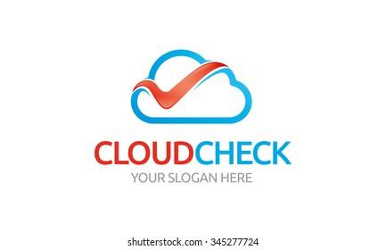 Cloud Check Logo