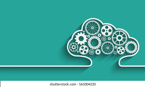 cloud computing gears