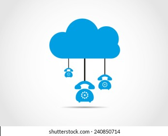 Cloud Computing Telephone