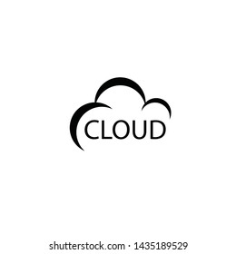 Cloud logo design for your company or for your inspiration it so simple and modern