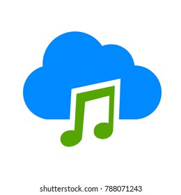 music note cloud images stock photos vectors shutterstock rh shutterstock com White Music Note Vector Music Notes Graphics