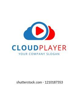 Cloud Player Logo
