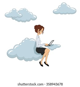 Cloud technologies, services for work and life. Tools and programs for collaboration. Freelance and remote team of developers and designers. Manager, freelancer, designer, programmer, business analyst