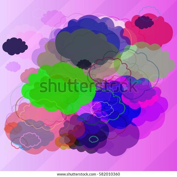 cloud template idea