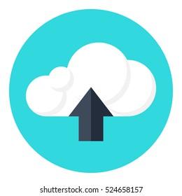 Cloud Upload icon.