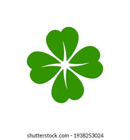 Clover  icon design template vector isolated
