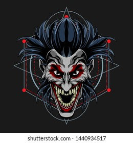 clown vector for commercial use