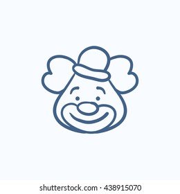 Clown Drawing Images Stock Photos Vectors Shutterstock