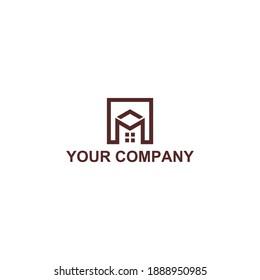 cm icon vector logo design. cm template quality logo symbol inspiration