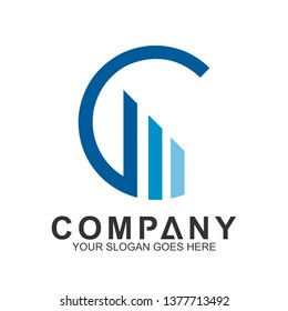 CM/MC Logo,Vector Logo Letter C And Letter M In Unity,Letter Combination Business Logo Template