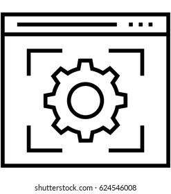 Cms Vector Icon
