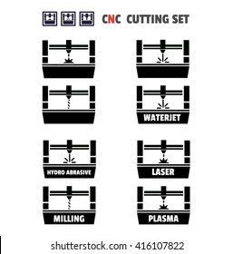 Cnc Plasma Cutter Stock Illustrations, Images & Vectors