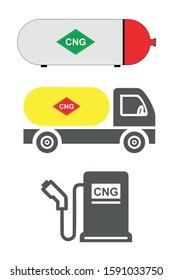 CNG Cylindar, CNG Truck, CNG Pump