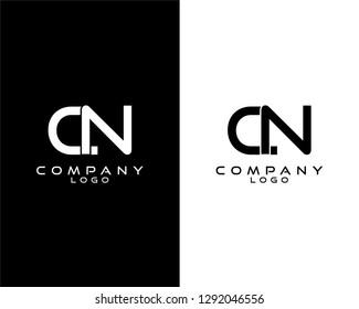 Letter Cn Logo Images, Stock Photos & Vectors | Shutterstock
