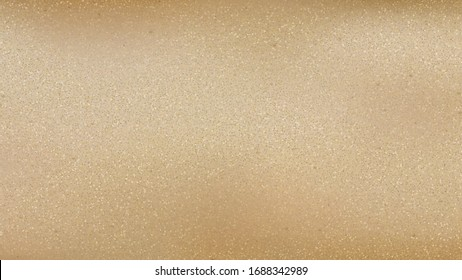 Coastline Beach Sand Background Texture Vector. Rippled Sand Granular Material Composed Of Finely Divided Rock And Mineral Particles. Sandy Seaside Vacation Relaxation Landscape Template Illustration