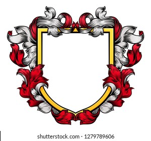 Heraldry Images, Stock Photos & Vectors | Shutterstock