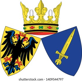 Coat of Arms of the German City of Essen
