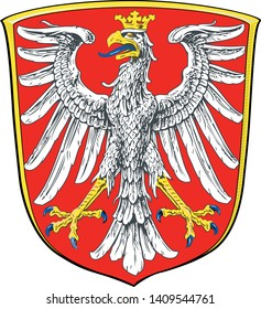 Coat of Arms of the German City of Frankfurt