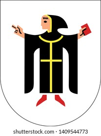 Coat of Arms of the German City of Munich