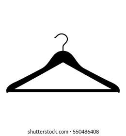Coat hangers.